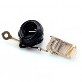 Ubiquiti TOUGHCable Connectors Grounded 1000 шт. (TC-GND)