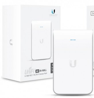 Точка доступа Ubiquiti UniFi AP AC In-Wall (UAP-AC-IW)