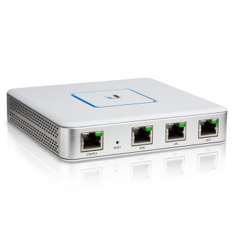 Маршрутизатор Ubiquiti UniFi Security Gateway (USG)